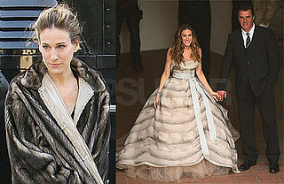 SJP May Carrie That Fancy Gown Right to Cannes