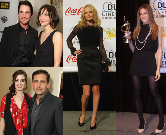 Celebs Show Off Their Stuff at ShoWest