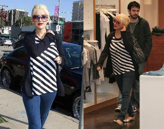 Christina and Jordan's Max-Free Shopping Day