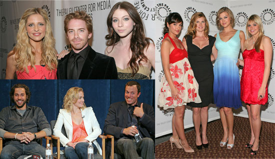 Buffy the Vampire Slayer Reunion at Paley Festival