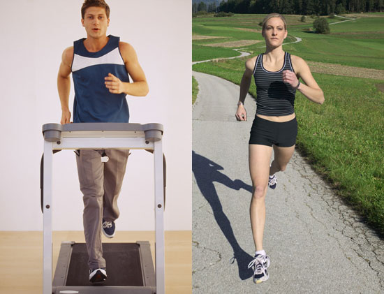Fitness Poll: Do You Prefer to Work Out Indoors or Outdoors?