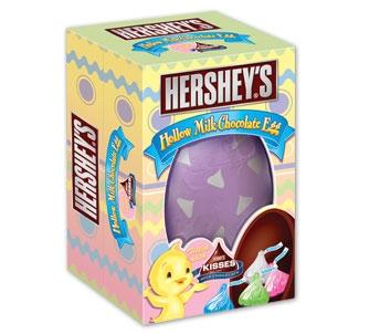 Hershey Chocolate Easter Eggs Calories