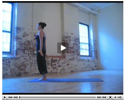 Yoga Video: Stretch Those Hips and Hamstrings