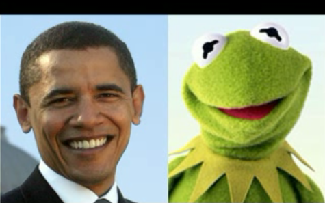 Look-A-Likes: Muppets and Politicians