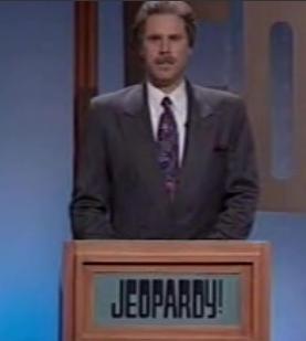 Celebrity Jeopardy on Saturday Night Live