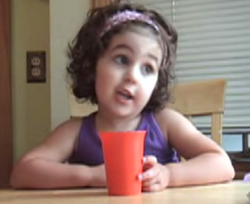 Three-Year-Old Reviews Star Wars Episode IV