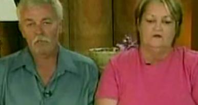 Robert and Tanya Harris on Jimmy Kimmel Live