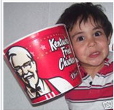 eBay Find of the Day: Empty KFC Tub