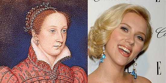 Scarlett Gets New Director for Mary Queen of Scots