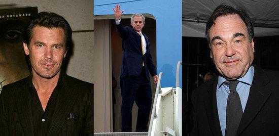 Oliver Stone to Direct George W. Bush Biopic with Josh Brolin