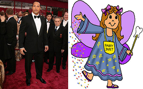 "Dwayne ""The Rock"" Johnson to Play the Tooth Fairy"