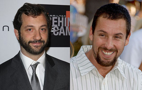 Adam Sandler to Star in Judd Apatow's Next Film