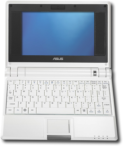 Asus EEE PC Is A MacBook Air Alternative Too