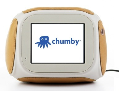 Chumby Alarm Clock With Internet and WiFi