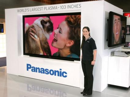 Panasonic Creates a Wiimote-Proof Plasma TV