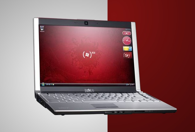 Dell XPS M1530 (Product) Red