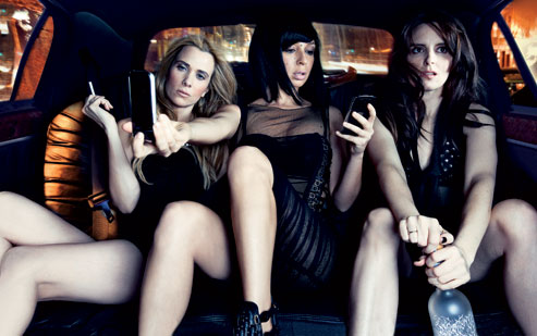 Vanity Fair's Funny Women Photo Shoot Features High Tech Gadgets