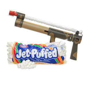 Camo Marshmallow Shooter