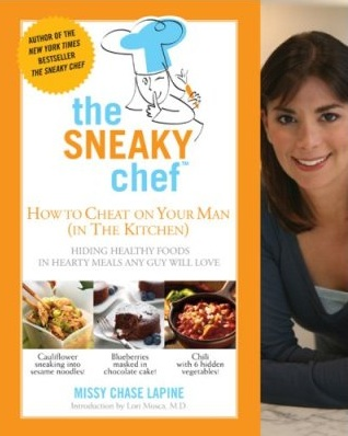Sneaky Chef Author to Pen Two More Cookbooks