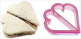 Delilicious: Heart-Shaped Sandwiches