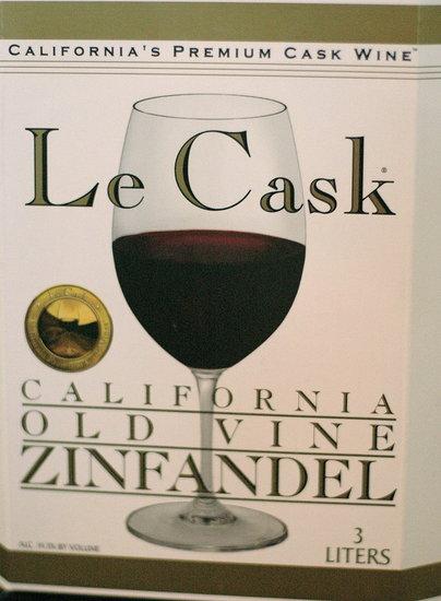 Happy Hour: Le Cask