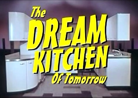 Foodie Flashback: Dream Kitchens