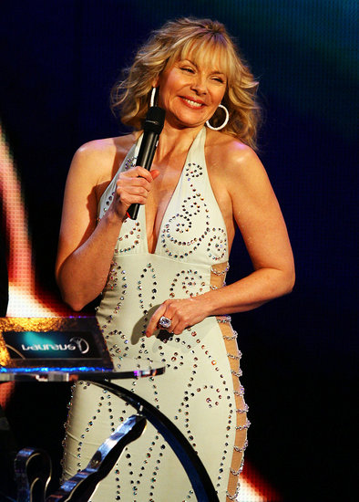 Yummy Links: From Kim Cattrall to White Gold
