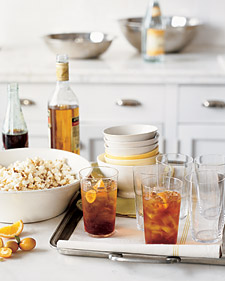 Happy Hour: Vanilla Rum Colas