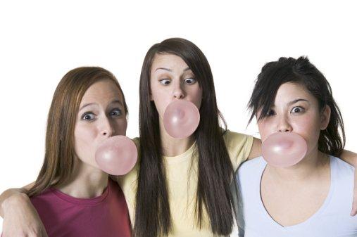 Yum, Yum Bubble Gum