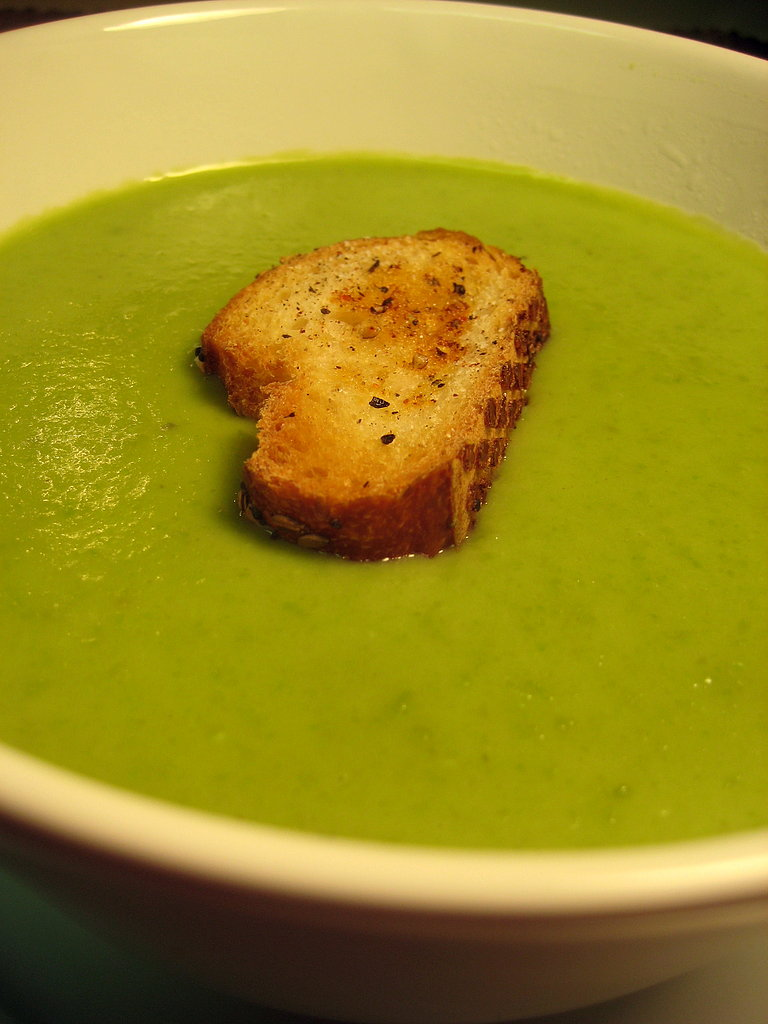 Soup's On: Sweet Pea Soup