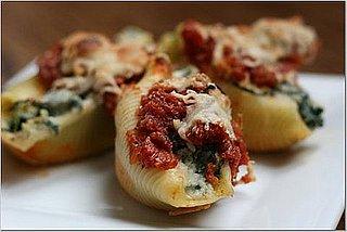 Yummy Link: Cheesy Shells