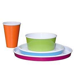 Off to Market: Outdoor Dinnerware