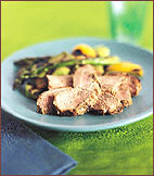 Sunday Dinner: Grilled Pork Tenderloins with Jamaican Spices