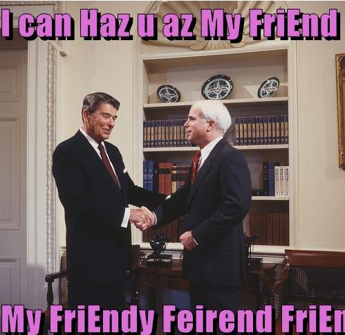 LOLCats Hits Politics — I Can Haz Crazy Caption?