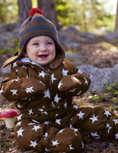 Dress Baby For Winter