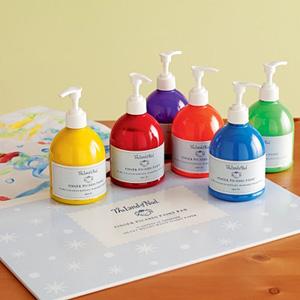 Kidoodles: Paint Pumps