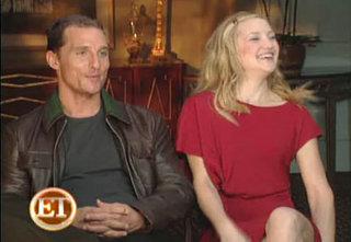 Baby Talk: Kate Hudson and Matthew McConaughey