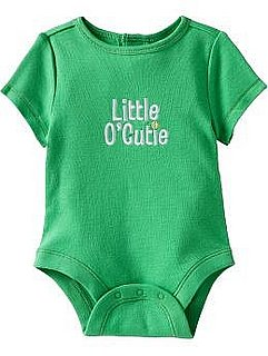 St. Patrick's Day Outfits for Kids