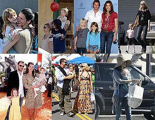 Celebrity Babies in LA