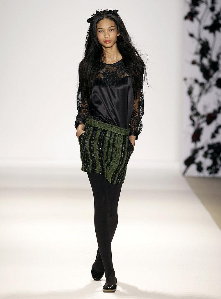 Erin Fetherston Fall 2008 Fashion Show