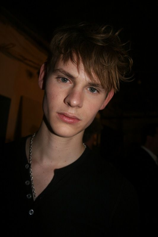 At John Varvatos' Fall Winter 2008 Fashion Show