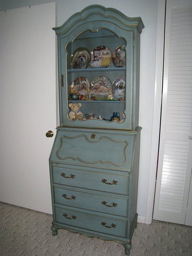 Matching Existing Painted Furniture