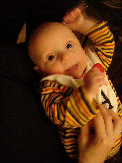 Manu Kenzo 3 months old