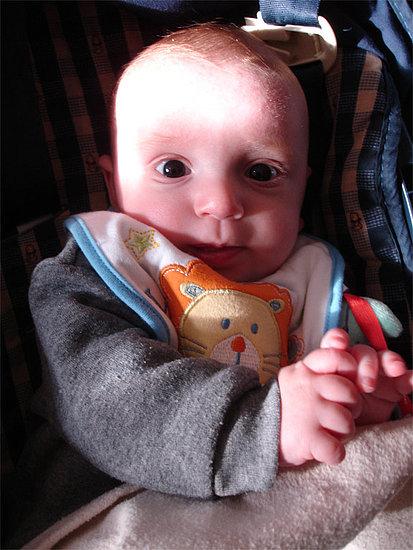 Manu Kenzo 4 months old