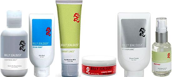 Billy Jealousy brand profile