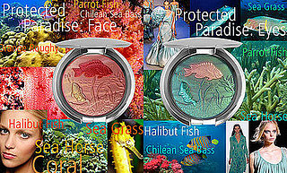 Coming Soon:  Protected Paradise Eyes and Face Compacts