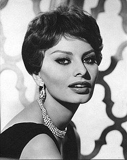 Beauty Icon Sophia Loren