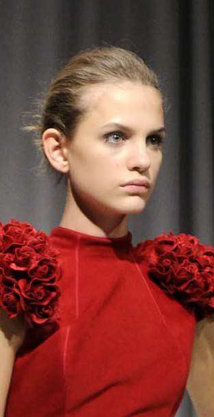 Backstage Beauty: Marchesa