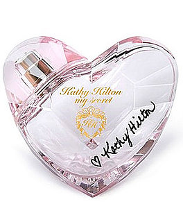 Kathy Hilton's My Secret Perfume