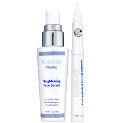 Saturday Giveaway! Kinerase Brightening Anti-Aging System